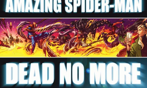Revelado el villano de 'Dead No More'