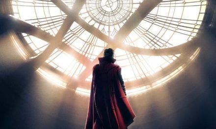 ¡Llega finalmente el primer trailer de Doctor Strange!