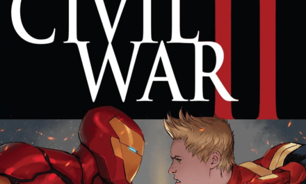 Marvel revela detalles de Civil War II