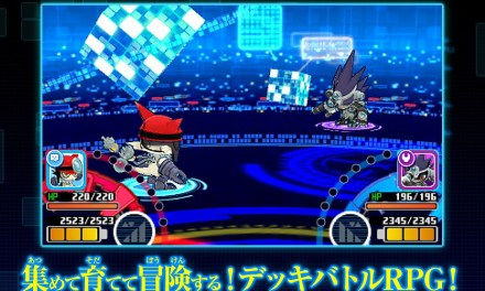 Digimon Universe Appli Monsters tendrá juego para 3DS