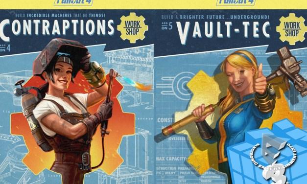 E3'16: Nuevo contenido adicional para Fallout 4