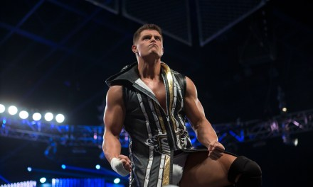 Cody Rhodes será villano en Arrow