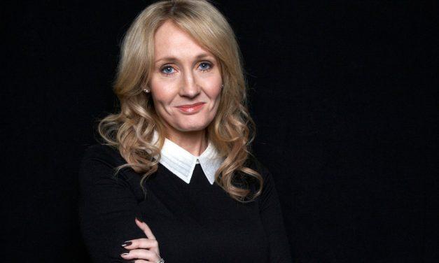 J.K. Rowling afirma que ya terminó con Harry Potter