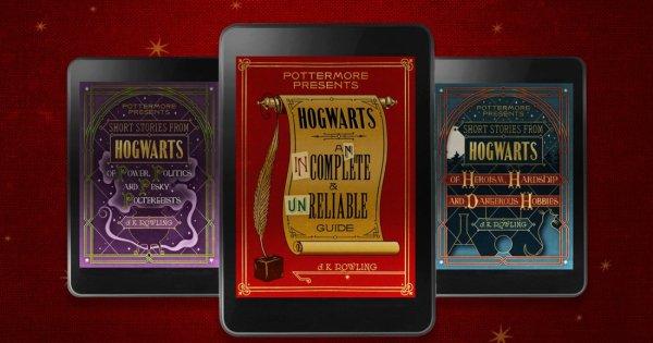 pottermore hogwarts