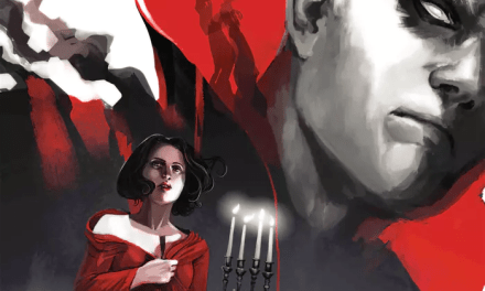 DC presenta Deadman: Dark Mansion of Forbidden Love