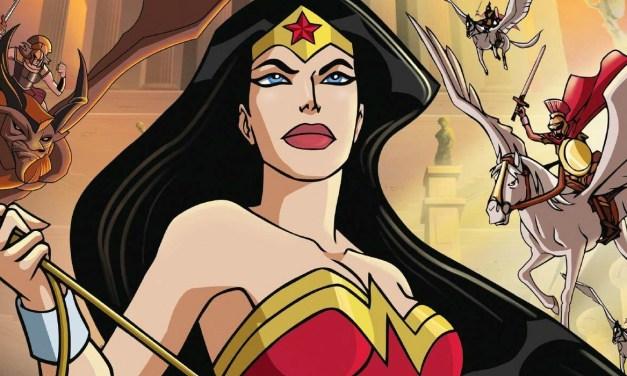 NYCC: Warner busca una nueva película animada de Wonder Woman