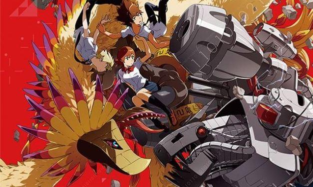 Titulares ModoGeeks: Digimon tri., Doctor Strange, Moana y más