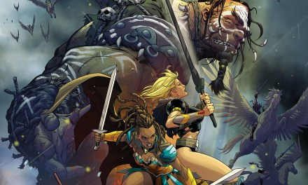 Odyssey of the Amazons, nueva miniserie de DC Comics