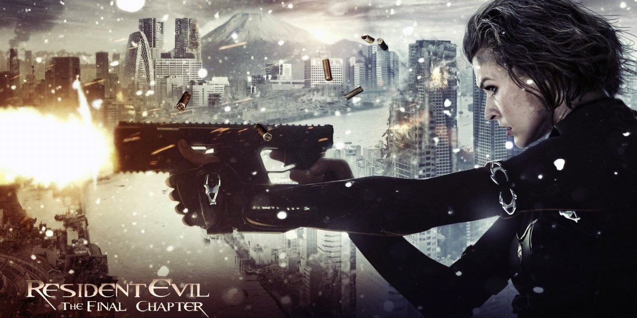 REVIEW: Resident Evil: Capítulo Final