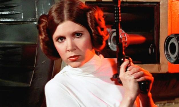 Carrie Fisher no será recreada digitalmente para lo nuevo de Star Wars