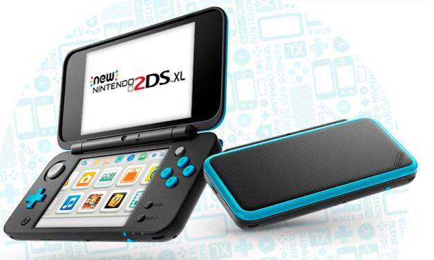 ¡Llega la nueva Nintendo 2DS XL!