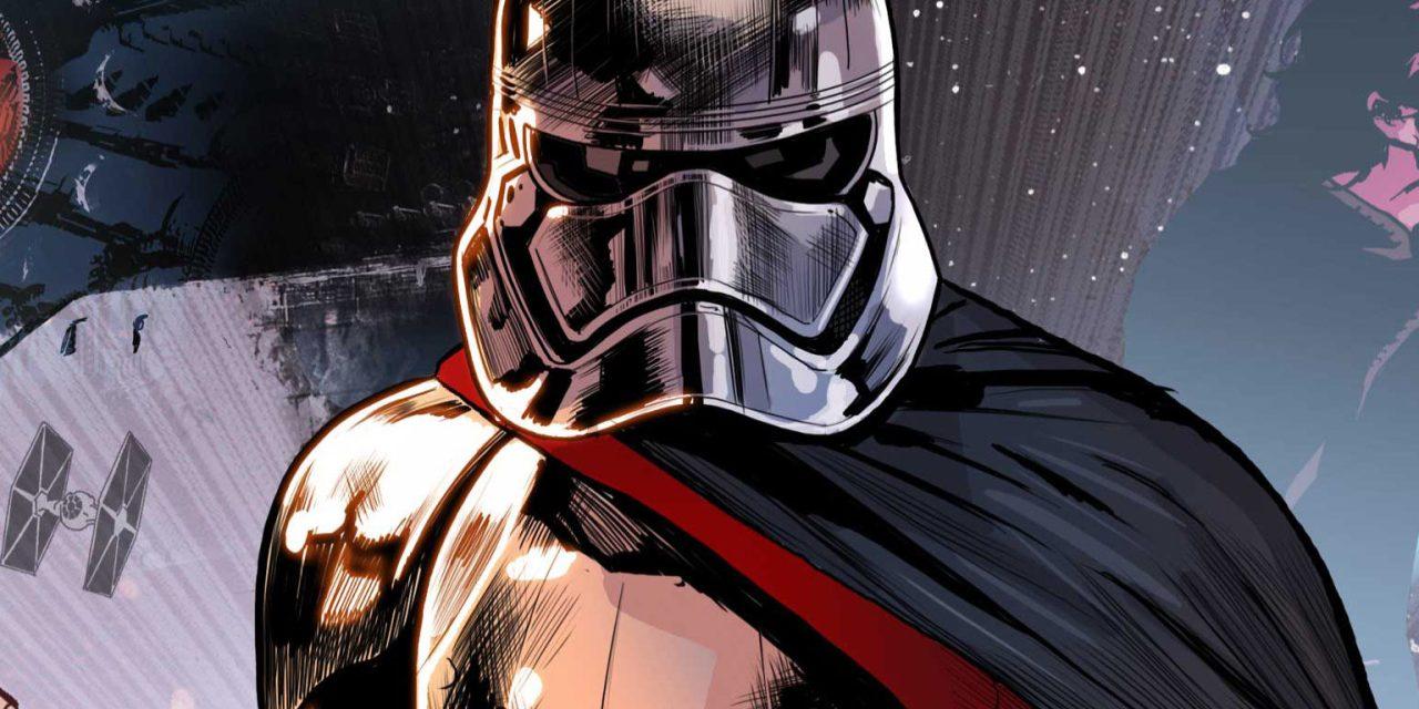 Capitán Phasma tendrá su propia mini serie de cómics este año