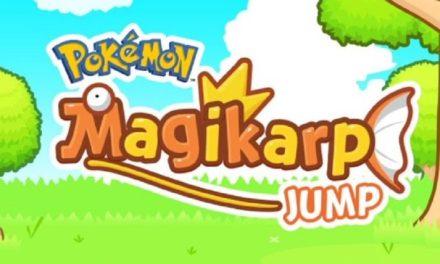 Magikarp Jump llega salpicando a iOS
