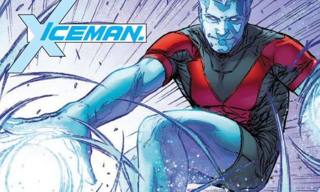 Todo lo que viene en el primer volumen de Iceman