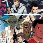 IDW presentará Star Wars Adventures en septiembre
