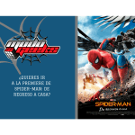CONCURSO: Spider-Man: De Regreso a Casa – Facebook