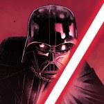 El comic de Darth Vader explica el origen de los lightsabers rojos