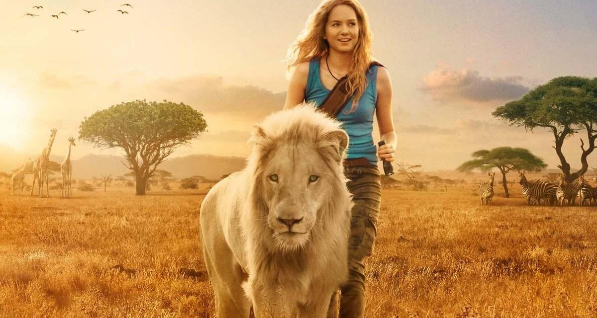 Resultado de imagen para mia y el leon blanco
