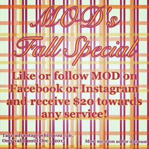 Fall Special 2015