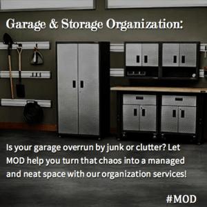 Garages & Storage Spaces