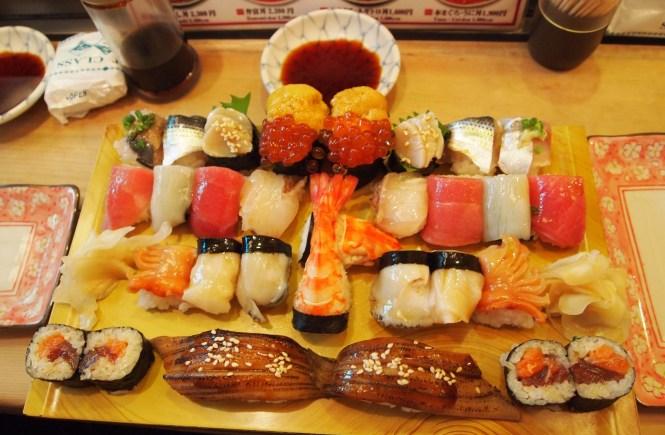 tsujiki market tokyo. qué hacer en tokio en 5 días