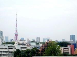 tokyo tower tv asahi