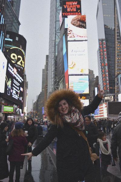 que ver en nueva york guía nueva york times square