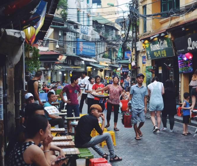 street food - hanoi