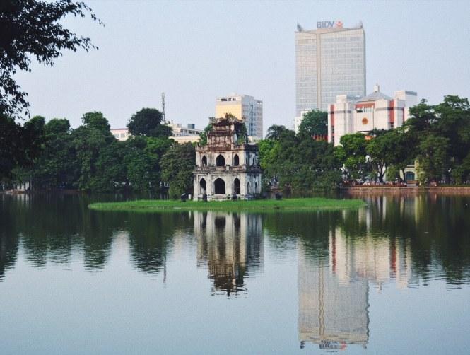 Hoan Kiem lake - Hanoi en un día