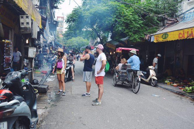 Hanoi en un día - Old Quarter