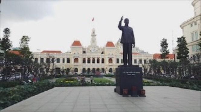 Estua de Ho Chi Minh