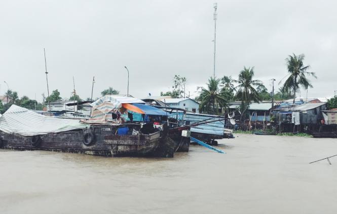 Excursión a Delta del Mekong en dos días