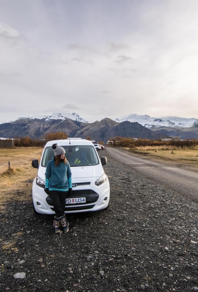 Roadtrip por Islandia - alquiler de camper