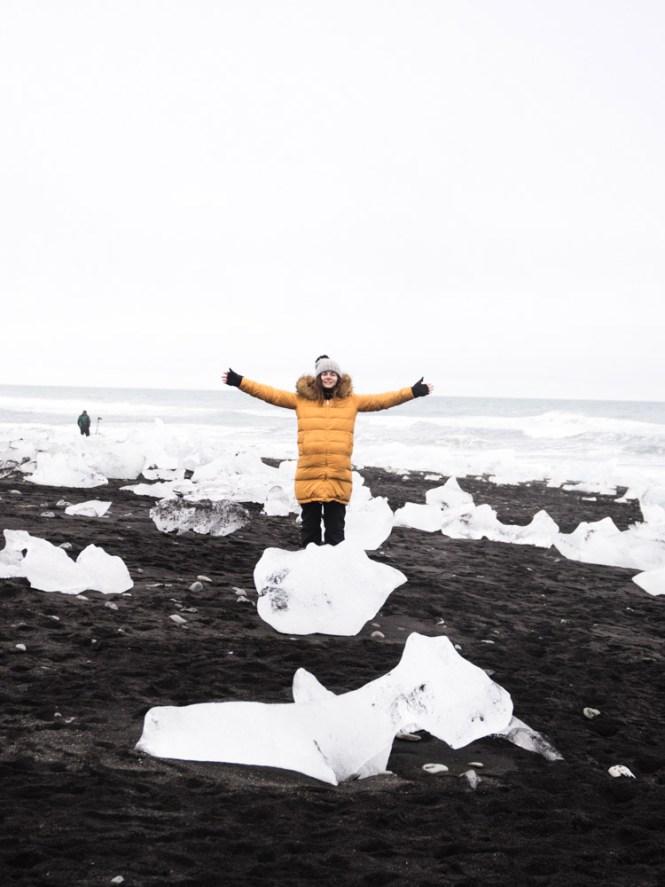 Vatnajökull el glaciar más grande de Europa