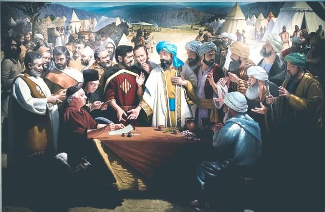 Moros y cristianos alcoy en un día