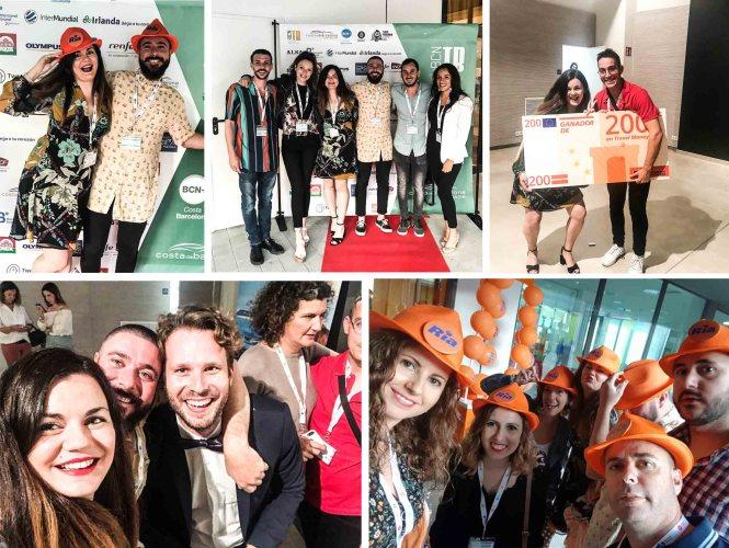 Barcelona Travel Bloggers Premios con B