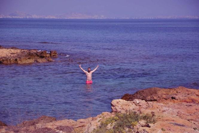 playa del carabassi santa pola