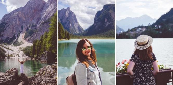 Ruta por los lagos de los Dolomitas