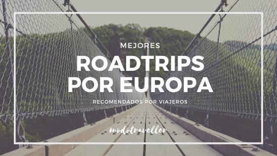 road trips por Europa