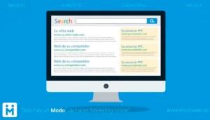PPC. Campaña de marketing online. modoweb.es Diseño de páginas web Ciudad Real.