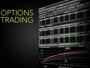 Options-trading