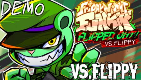 VS Flippy Fipped Out Desbloqueado