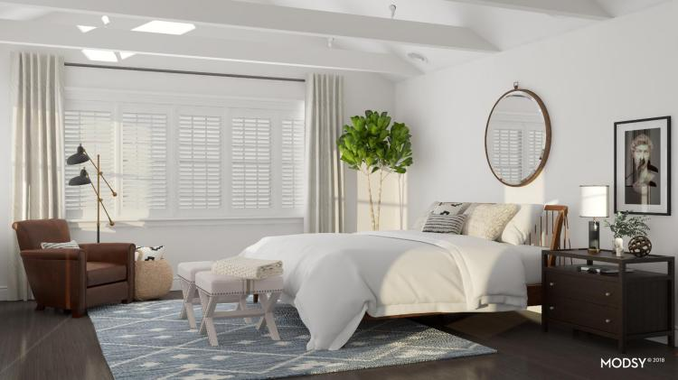 Rustic Bedroom Design Ideas And Styles From Modsy Designers