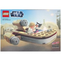 LEGO New York Comic Con Luke Skywalker's Mini Landspeeder