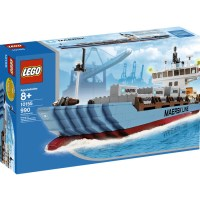 LEGO Maersk Container Ship 10152 10155