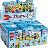 LEGO Simpsons Collectible Minifigures 71005