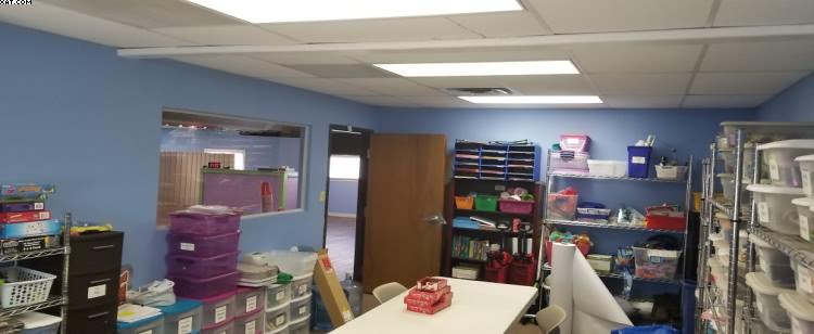 Supply Room Inside