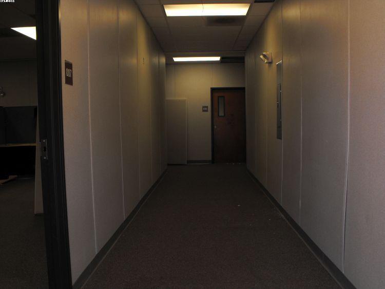 Six Foot Hallway