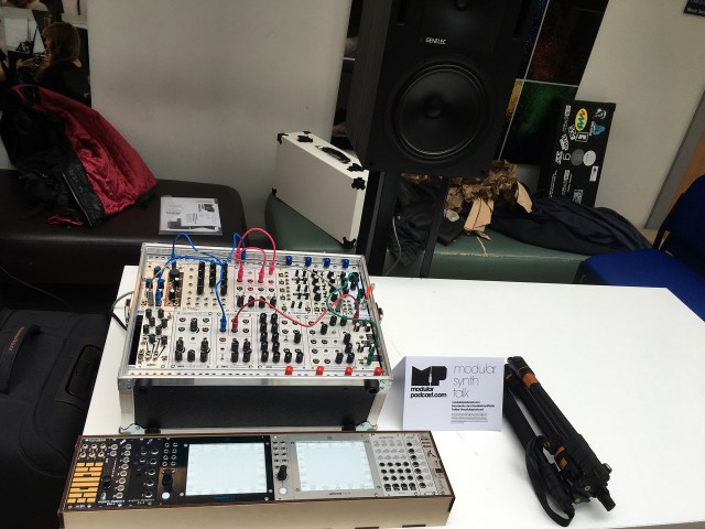 Modular Podcast setup