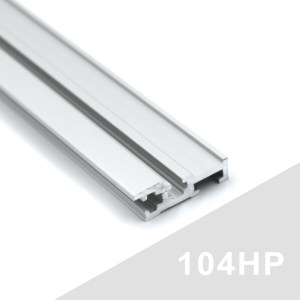 104HP EURORACK RAILS